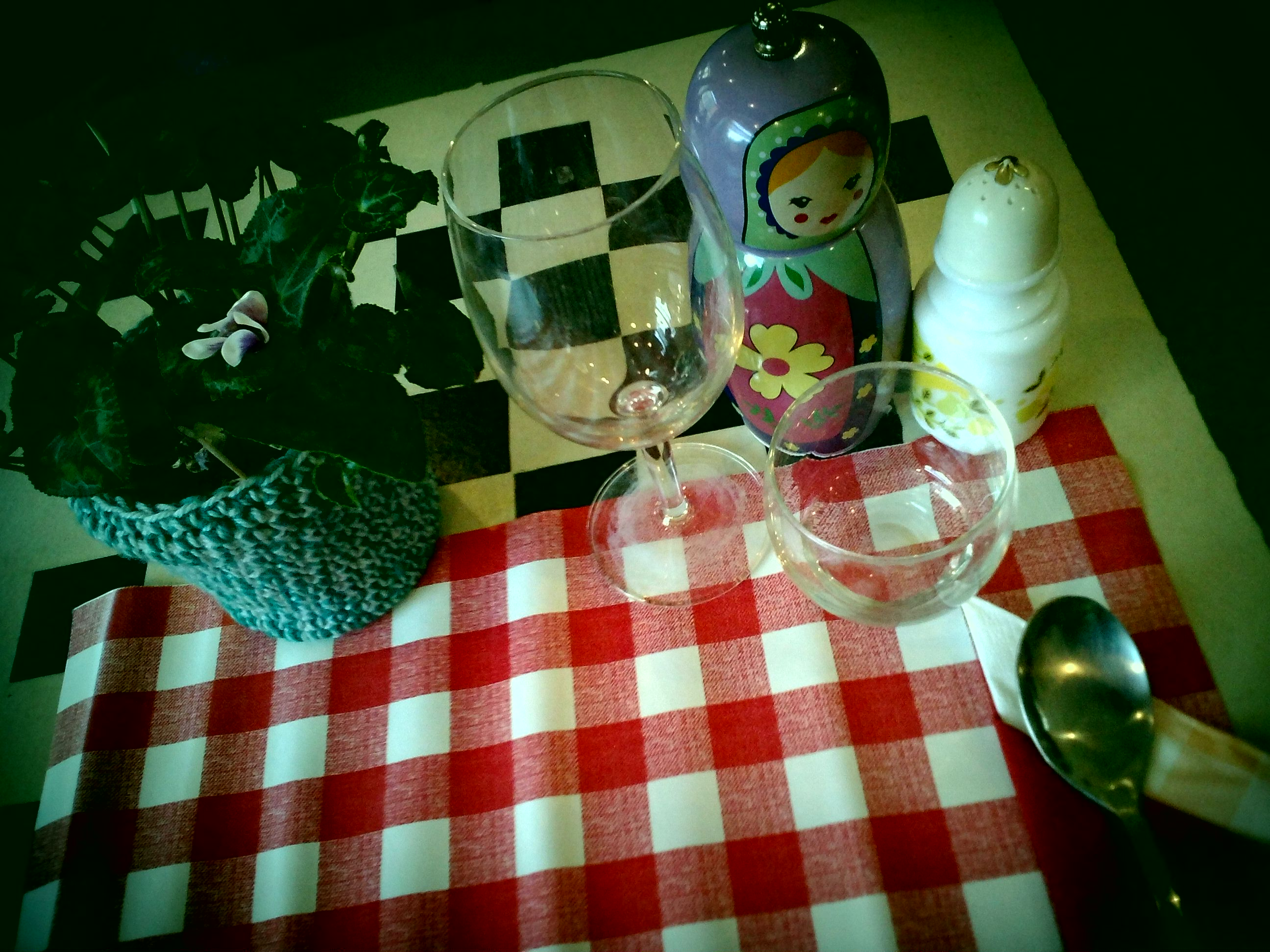 Pranzo a Mamusca