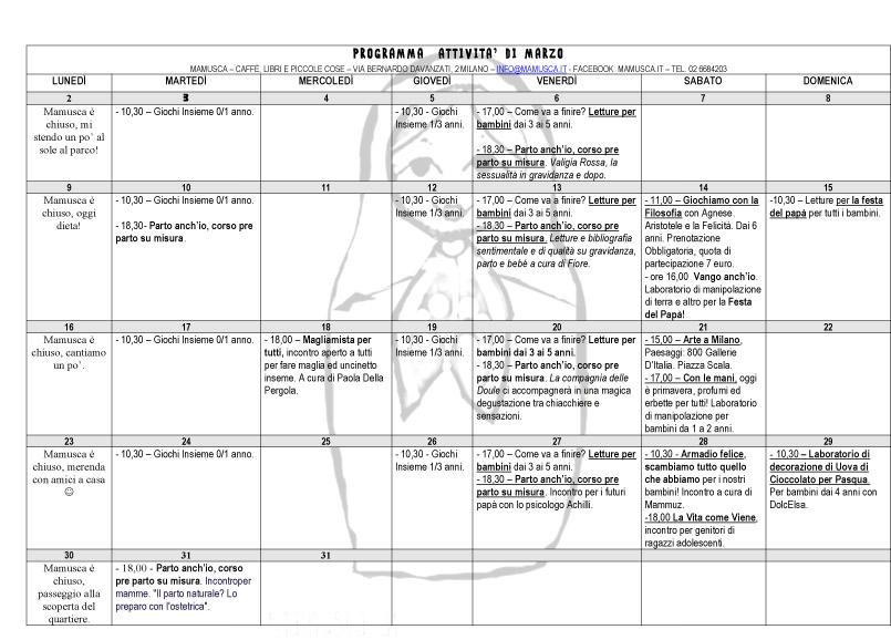 marzo programma -1