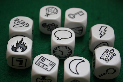 Rory's Story Cubes for StADa